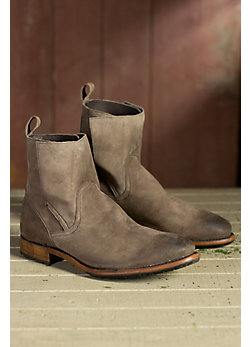 Men's Walk-Over Ryker Suede Boots