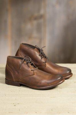 Men's Walk-Over Vaughn II Leather Chukka Boots