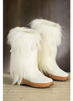 Women's Sarah II Shearling-Lined Goatskin and Calfskin Boots
