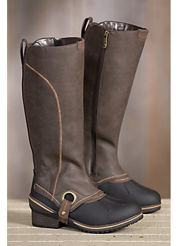 Women's Blondo Milady Waterproof Leather Boots