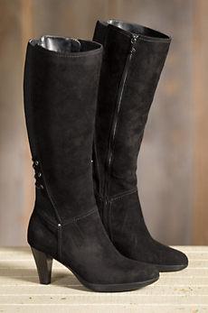Women's Blondo Isa Waterproof Suede Boots