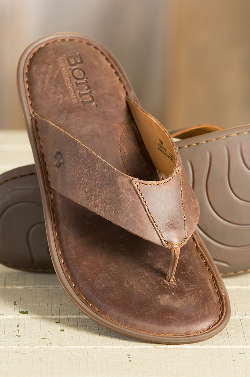 2b2a863d6dce Men s Born Zain Leather Sandals