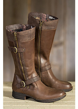 Women's Born Kendell Leather Boots