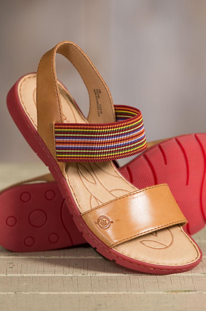 0200f51aa7ce Women s Born Parson Leather Sandals