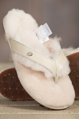 Women's Australia Luxe Collective Sheepskin Slide Sandals