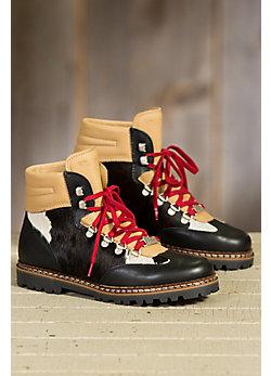Women's Ammann Valbella 3 Cowhide Leather Boots