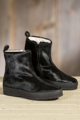 Women's Ammann Shearling-Lined Sarnac 2 Cowhide Boots