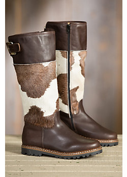 Women's Ammann Bern Cowhide Leather Boots