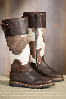 Women's Ammann Bern Cowhide Leather Boots