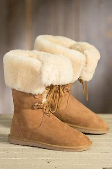 Women's Overland Freya Shearling Sheepskin Boots