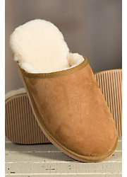 Men's Overland Carter Sheepskin Mule Slippers