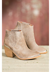 Women's Overland Sibil Suede Short Boots