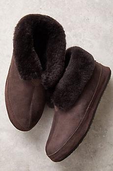 Men's Overland Ethan Classic Sheepskin Slippers