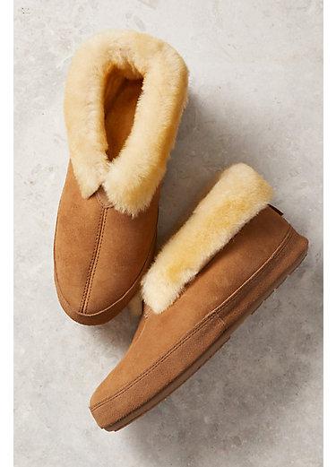 Men's Overland Ethan Classic Australian Merino Sheepskin Slippers