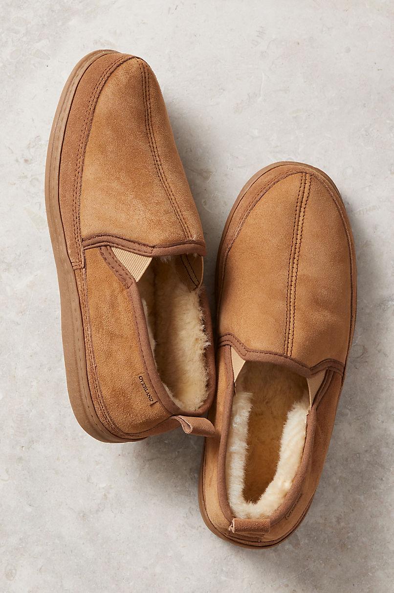 Men's Owen Sheepskin Slippers