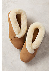 Women's Overland Sophia Soft-Sole Sheepskin Slippers