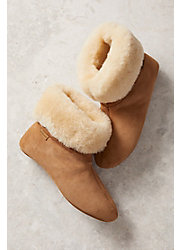 Women's Overland Lily High-Top Sheepskin Slippers