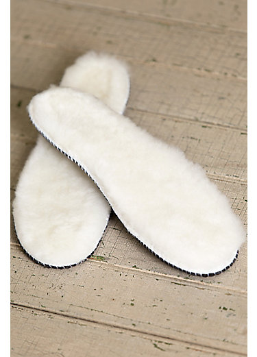 Men's Overland Sheepskin Insoles