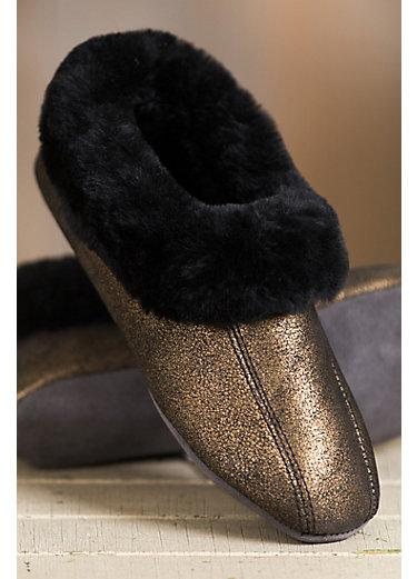 Women's Overland Scarlett Australian Merino Sheepskin Slippers