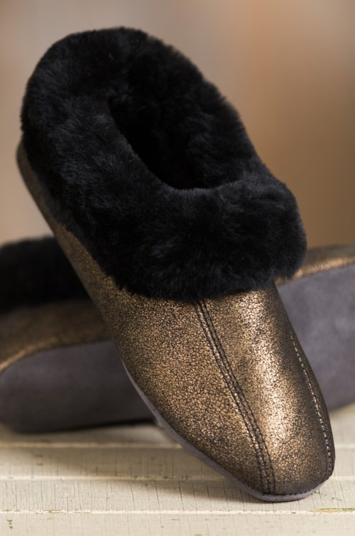 Women's Scarlett Australian Merino Sheepskin Slippers