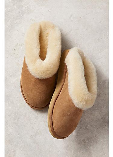 Women's Overland Alyssa Australian Merino Sheepskin Slippers