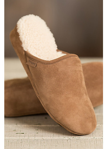 Women's Overland Carmen Australian Merino Sheepskin Wedge Slippers