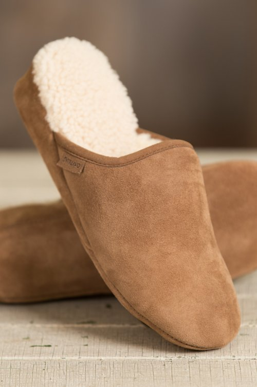 Women's Carmen Australian Merino Sheepskin Wedge Slippers
