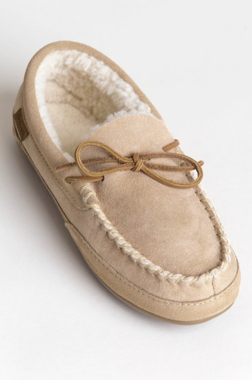 Women's Joan Australian Sheepskin Moccasin Slippers