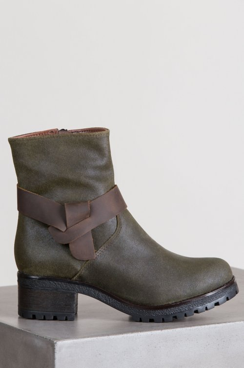 Women's Mia Waterproof Suede Boots