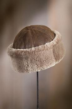 Thunder Bay Shearling Sheepskin Cossack Hat