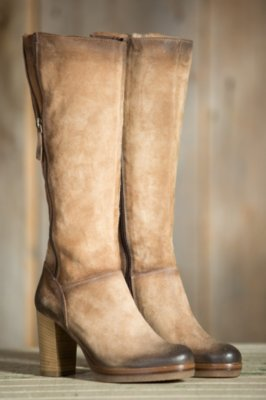 Women's Manas Ines Tall Suede Boots
