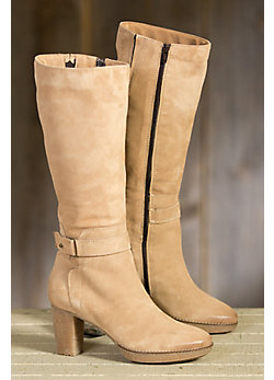 Women's Manas Esti Tall Suede Boots