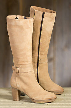 Women's Manas Esti Tall Suede Boots