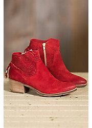 Women's Overland Mirela Suede Short Boots