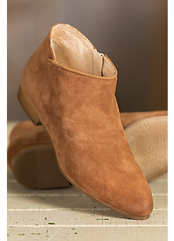 Women's Overland Ramona Suede Leather Boots