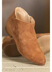 Women's Overland Ramona Suede Short Boots