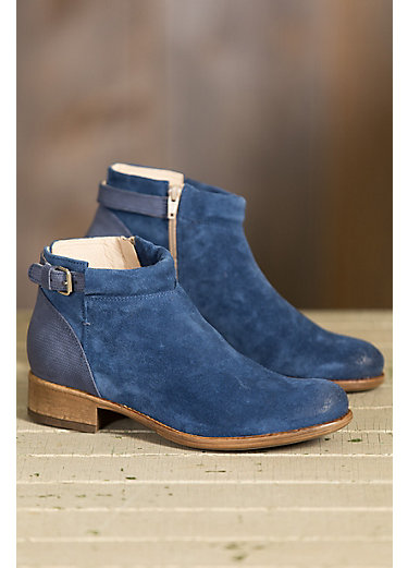 Women's Overland Sorina Suede Ankle Boots