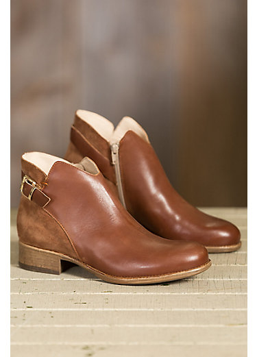 Women's Overland Marta Leather Ankle Boots