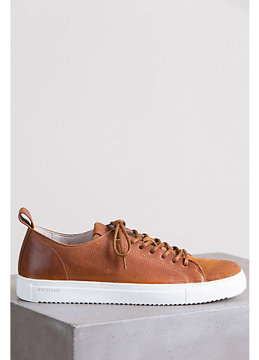 Men's Blackstone PM46 Suede Leather Shoes