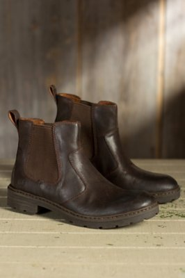 Men's Born Irving Leather Boots