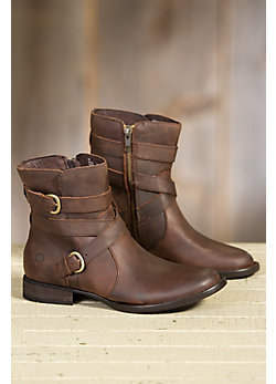 Women's Born McMillan Waterproof Leather Boots