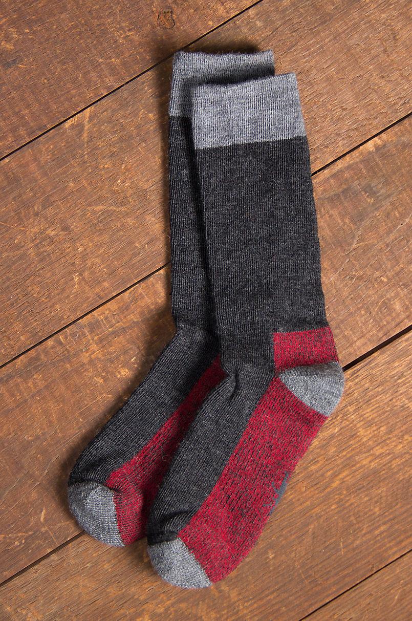 fbf375953a5ee Men's SmartWool Hiker Street Merino-Blend Wool Crew Socks   Overland