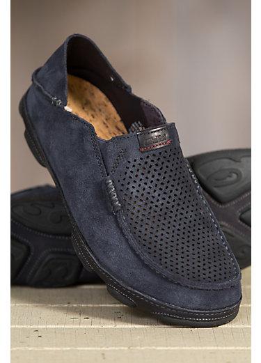 Men's OluKai Moloa Kohana Suede Shoes