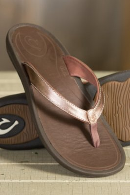 Women's Olukai Kulapa Kai Leather Sandals