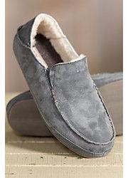 Women's OluKai Nohea Sheepskin Slippers