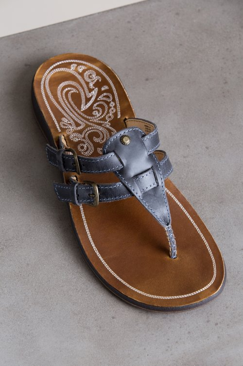 Women's Olukai Honoka'a Leather Sandals