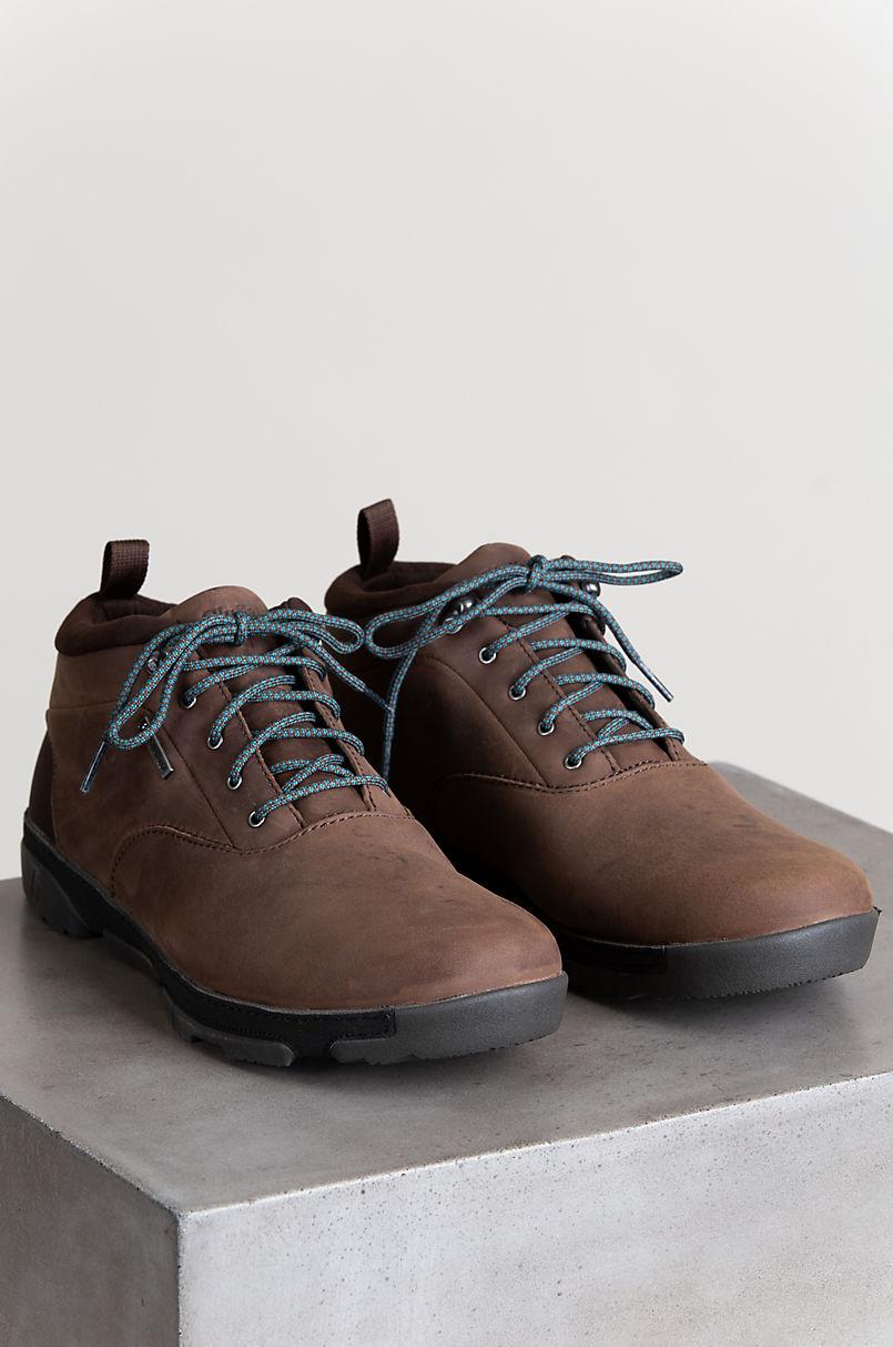 Men's Olukai Kualono Waterproof Leather Boots