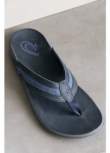 Men's Olukai Ikoi Leather Sandals
