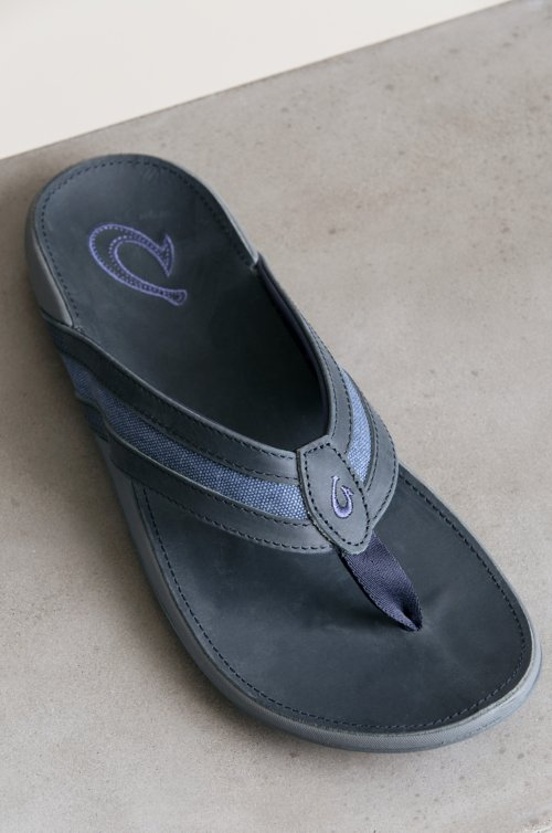 Men's Olukai Ikoi Leather Sandals