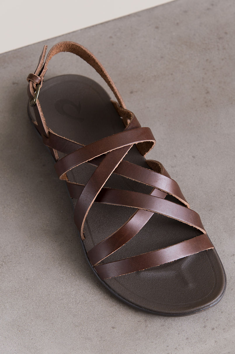 cb768a6d83ac Women s Olukai Awe Awe Leather Sandals